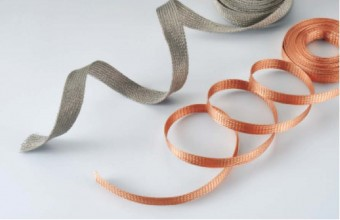 Tinned Copper Braided Sleeve